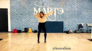 Ariana Grande - no tears left to cry/choreography - Lera Valium