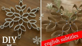Sterne basteln für tolle Weihnachtsdekos - Tutorial | Deko Kitchen