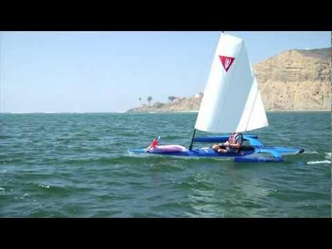 TRiAK Mainsail Sailing