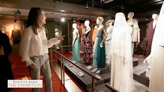 Downton Abbey: The Exhibition extended until Sept 3rd in NYC