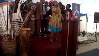 Mrs B. Dlova (Mtebe)  Yebo Linamandla