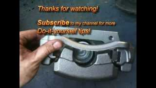 How to Change Brake Calipers, Rotors & Pads [ Any Car ]