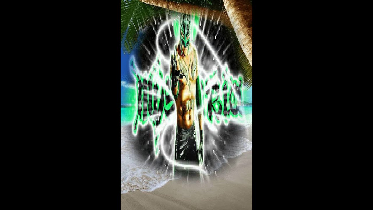 Rey mysterio and Cristina ronaldo - YouTube