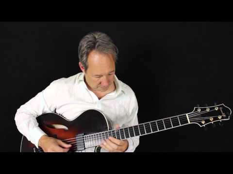 25 choruses of F Blues by Barry Greene
