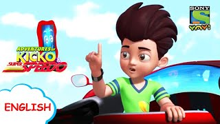 The Dinosaur attack  Kicko &amp Super Speedo  Cartoon for kids  Adventures of Kicko &amp Super Speedo