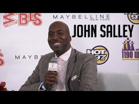 John Salley Talks ALL About the Advantages of a Vegan Lifestyle!