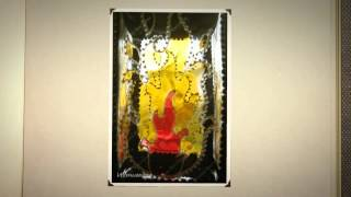 Фонарь своими руками. Креативная идея(Фонарь своими руками. Вот такая занятная вещица получилась у меня из простой баночки из-под кофе. http://peta4ok.3dn...., 2014-07-25T04:29:43.000Z)
