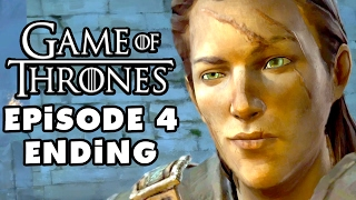 Game of Thrones - Telltale Games - Episode 4: Sons of Winter - Gameplay Walkthrough Part 4