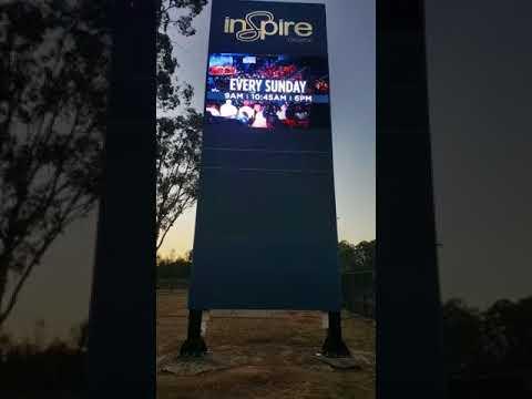 Out Door LED Screens : BuyLEDScreens.com.au  Sydney Call 1300887207