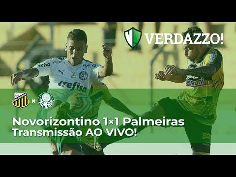 Novorizontino x Palmeiras - campeonato paulista - TRANSMISSÃO AO VIVO!!!