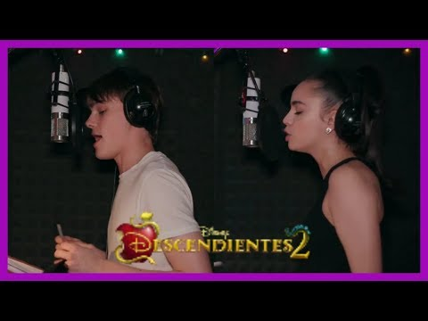 Descendants 2 | Descendientes 2 - It's Going Down | Recording Studio