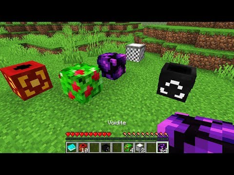 Create NEW Custom Minecraft Blocks INSTANTLY