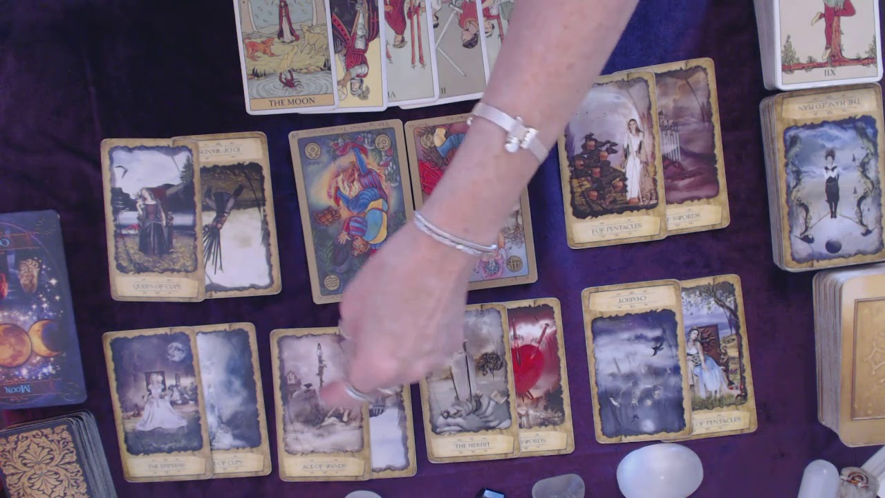 aries love tarot december 2019 ivana