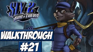 Sly 2: Band Of Thieves - Walkthrough Ep.21 w/Angel - Right Under Her Nose!