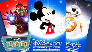 DISNEY D23 EXPO 2017, AND THE REMAKES THAT WON'T HAPPEN - Double Toasted