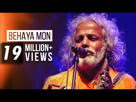 BEHAYA MON - TAPOSH FEAT CHISTY BAUL & RESHMI : WIND OF CHAN