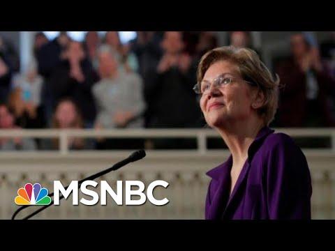 Sanders And Warrens Statistically Tied In Iowa | Morning Joe | MSNBC