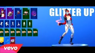 Fortnite - *LEAKED* Glitter Future Bass Remix (Prod. By BomBino)