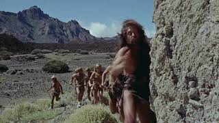 Классика мирового кинематографа Финальная сцена фильма Миллион лет до нашей зры (1966 г ).