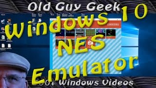 Windows 10 - Nintendo Emulator With Xbox Controller