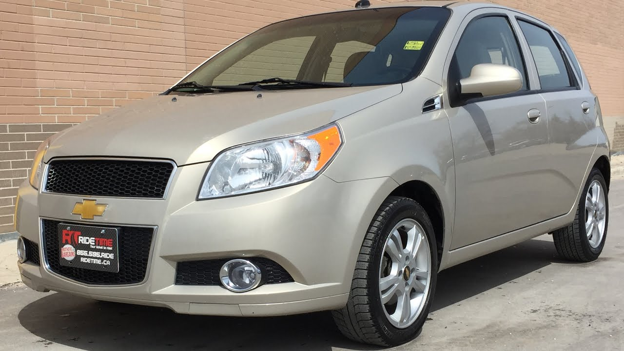2010 Chevrolet Aveo Lt Hatchback Alloy Wheels Sunroof Automatic A C Windows Locks You