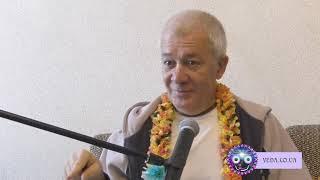 Чайтанья Чандра Чаран дас - БГ 3.26-40 Медленный духовный процесс