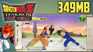 Download Dragon Ball Z Tenkaichi Tag Team on Android
