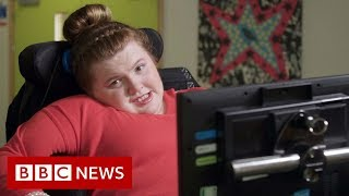 'Hearing my new voice for the first time'  - BBC News