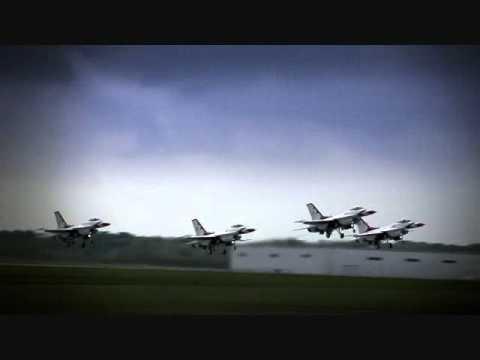 Thunderbirds 2011 Music Video