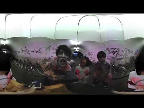 「硝子のビート」360度MUSIC VIDEO/chocol8 syndrome(ちょこはち)