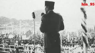 Pidato Soekarno tentang Negeri Utara Kuru