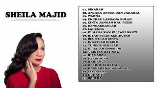 lagu-lagu yang paling banyak didengar Sheila Majid