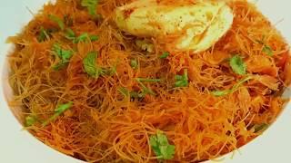 Egg Vermicilli - Andey ke Sevaiyaan - Muttai Semiya - Easy breakfast recipe in 10mins