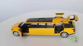 Đồ chơi xe hơi Rangrover - auto rangrover, limosine
