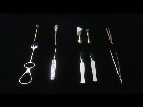 Ancient TV - 2000 yr Old Medical Tools