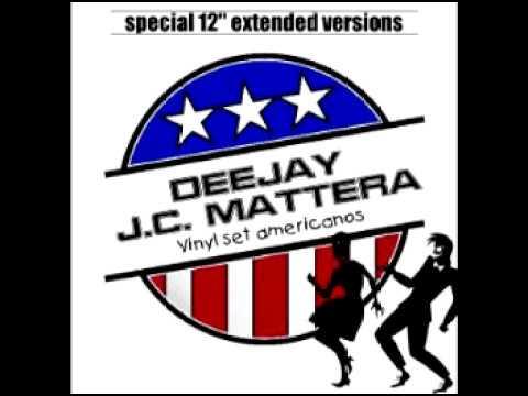 Mixed by J C Mattera   VINYL Set AMERICANOS 12extended version