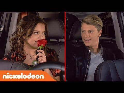 Jace Norman & Cree Cicchino's Valentine's Day Tips 💖| Henry Danger & Game Shakers | Nick