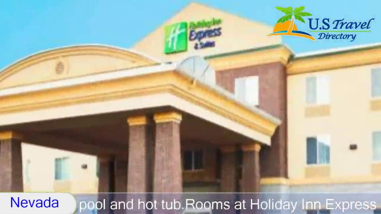 Holiday Inn Express Hotel Suites Minden Hotels Nevada