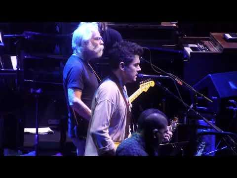 "Dead and Company 11-16-17 ""Black Muddy River"" Philadelphia (John Mayer)"