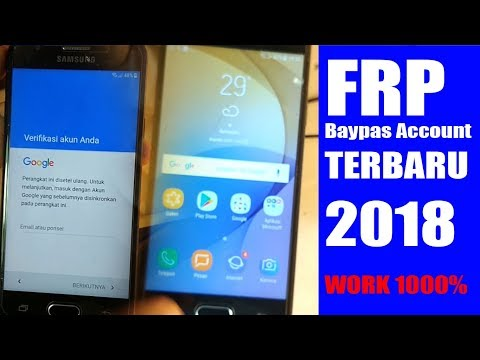 Bypass Google Account J5 Prime G570y J7 Prime G610f J710f Remove Frp