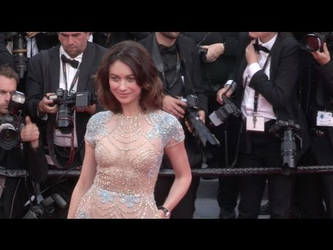 Olga Kurylenko, Coco Rocha and more on the red carpet in Cannes