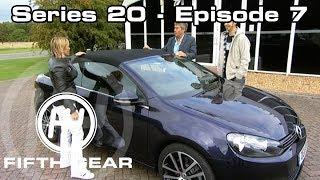 Fifth Gear Series 20 Episode 7 смотреть
