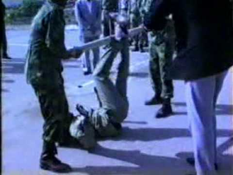 How Saddam Hussein used to torture people (video 2) from YouTube · Duration:  6 minutes 8 seconds