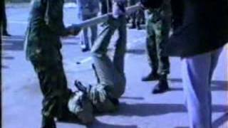 How Saddam Hussein used to torture people (video 2)