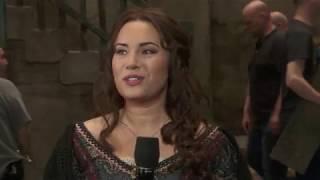 Sonya Yoncheva on Luisa Miller