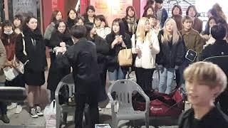 킹덤즈(Kingdoms)/공연 종로후 모금-14/ Movie - BTOB(비투비)  20191112 홍대버스…