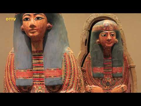 Ancient Egypt - Despite Looking For Decades, Researchers Cannot Explain These Correspondences
