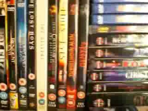 my world cinema/shaw brothers movies/kung fu/dvd collection