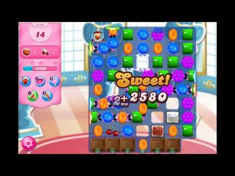 Candy Crush Saga - Level 3180 ☆☆☆