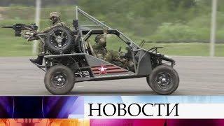 Российские силовики увидели, с каким оружием они скоро будут охранять правопорядок.